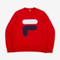BIG F 로고 스웨트셔츠 썸네일 이미지 1