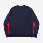 헤리티지 배색 스웨트셔츠 썸네일 이미지 2