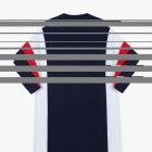 리메이크 배색 티셔츠 썸네일 이미지 2