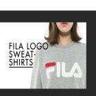 FILA 로고 스웨트셔츠 썸네일 이미지 3