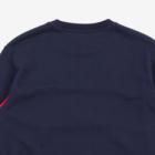 헤리티지 배색 스웨트셔츠 썸네일 이미지 6